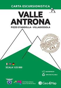 Valle Antrona - Pizzo d'Andolla - Villadossola Geo4Map 7