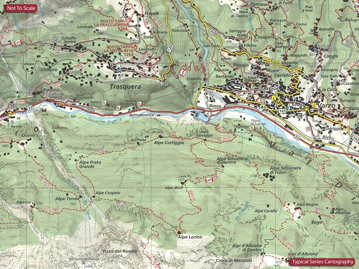 Geo4Map - Hiking 25K Maps
