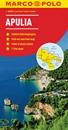 Apulia / Puglia Marco Polo Map