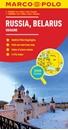 Russia - Belarus - Ukraine Marco Polo Map