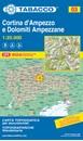 Cortina d'Ampezzo - Dolomiti Ampezzane Tabacco 03