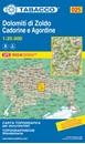 Dolomiti di Zoldo, Cadorine e Agordine Tabacco 025