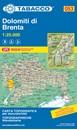 Dolomiti di Brenta Tabacco 053