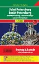 St Petersburg F&B City Pocket Map
