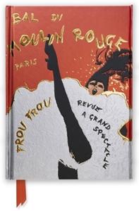 Luxury Journal Moulin Rouge