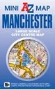 Manchester A-Z Mini Map
