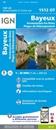 Bayeux - Arromanches-les-Bains IGN 1512OT