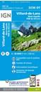 Villars-de-Lans - Mont Aiguille - PNR du Vercors IGN 3236OT