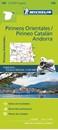 Pyrenees East - Catalan Pyrenees - Andorra Michelin Zoom 146