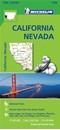California - Nevada Michelin Zoom 174