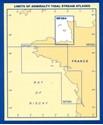 NP264 Tidal Stream Atlas Channel Islands/French Coast