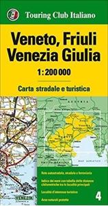 Veneto - Friuli-Venezia Giulia TCI Regional 04