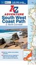 South West Coast Path 2 - North Cornwall A-Z Adventure Atlas