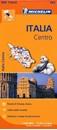 Italy Central Michelin Regional 563
