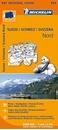Switzerland North Michelin Regional 551