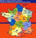 Normandy Michelin Regional 513