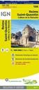 Reims - Saint-Quentin - Collines de la Thierache IGN TOP100 104