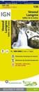 Vesoul - Langres - Vallee de la Saone IGN TOP100 130