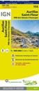 Aurillac - Saint-Flour - PNR des Volcans d'Auvergne IGN TOP100 155