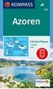 Azores-2-Map-Set-Kompass-2260_9783990442678