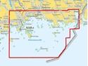 Kotka Kaunissaari Virolahti Water Touring Map