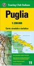 Apulia / Puglia TCI Regional 11