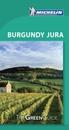 Burgundy Jura Michelin Green Guide