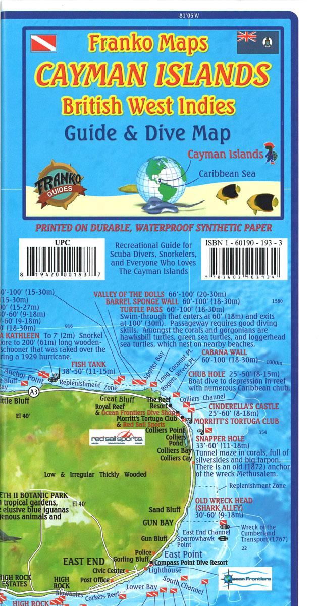 Coverimagejpeg - Cayman islands map