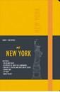 My New York - Notebook: Yellow Saffron