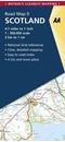 Scotland AA Road Map