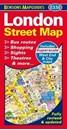 London Bensons MapGuides Street Map