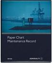 NP133A Paper Chart Maintenance Record