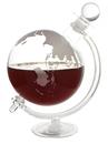 Glass Globe Decanter