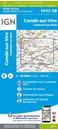 Torigni-sur-Vire - Caumont-l'Evente IGN 1413SB