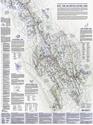 Banff - Yoho & Kootenay NP Recreation Map & Visitor Guide