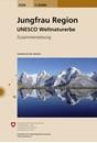 Jungfrau Region - UNESCO World Heritage Site Swisstopo 2520