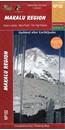 Makalu Region Great Himalay Trail Map
