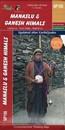 Manaslu & Ganesh Himals Great Himalaya Trail Map