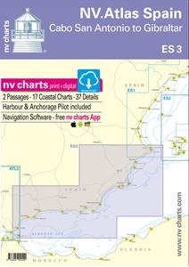 ES3 Spain, Cabo San Antonio to Gibraltar - 2018/19 Edition