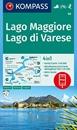 Lake Maggiore - Lake Varese Kompass 90