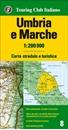 Umbria - The Marches TCI Regional 08