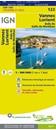 Vannes - Lorient - Belle-île Golfe du Morbihan IGN TOP100 123