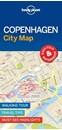 Copenhagen Lonely Planet City Map