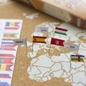 Flag Pins World Pack