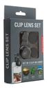 Clip Lens Set of 3