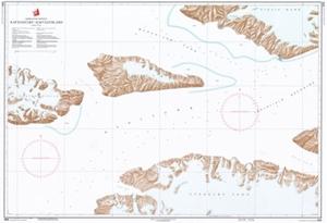 3210 Greenland Eastcoast - Kap Radcliff to Kap Cleveland