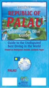 Palau Franko's Adventure & Dive Map-Guide