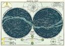 Celestial Chart Wrap