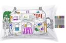 Doodle Home Decorator Pillowcase