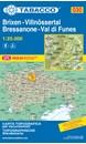 Bressanone / Brixen - Val di Funes / Vollnosstal Tabacco 030